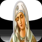 Virgen Maria Madre icon
