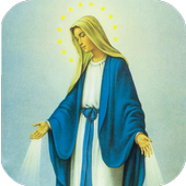 Virgen Maria Milagrosa icon