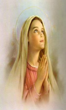 Virgen Maria Milagrosa apk screenshot