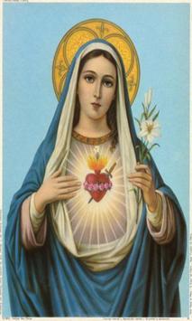 Virgen Maria Nazaret poster