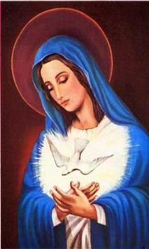Virgen Maria Oracion 1 apk screenshot
