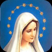 Virgen Maria Reina icon