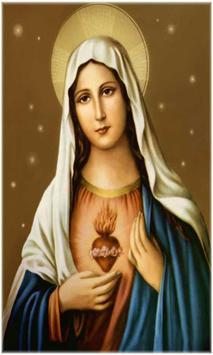 Virgen Maria Rosario 2 apk screenshot