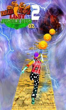 Lost Endless Jungle Run 2 : Real Temple Sim poster
