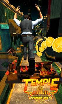 Lost Temple Gold Pyramid Run apk screenshot