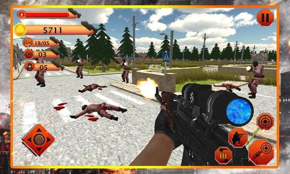 Commando Shooter Terrorist  Secret Rescue Mission apk screenshot