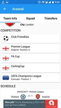 Football Live TV & Score apk screenshot
