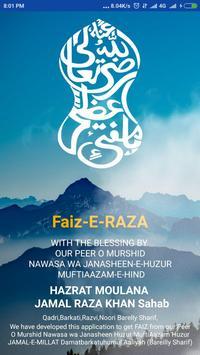 Faiz-e-Raza poster