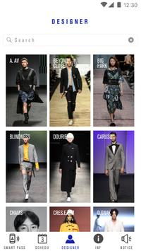 Seoul Fashion Week screenshot 1