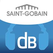 Glass dBstation France icon