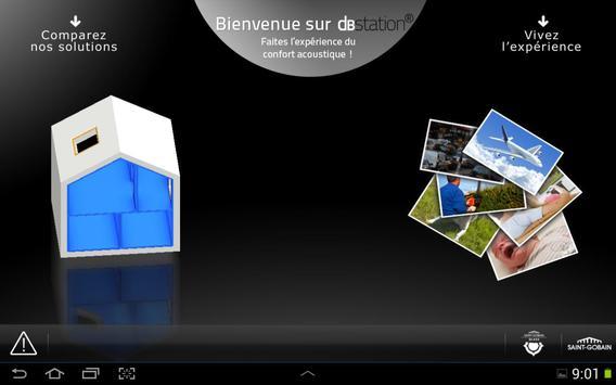 Glass dBstation France apk screenshot