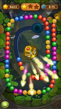 Marble Puzzle: Marble Shooting & Puzzle Games screenshot 1