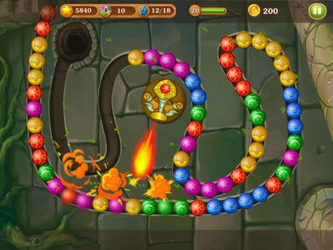 Marble Puzzle: Marble Shooting & Puzzle Games screenshot 5