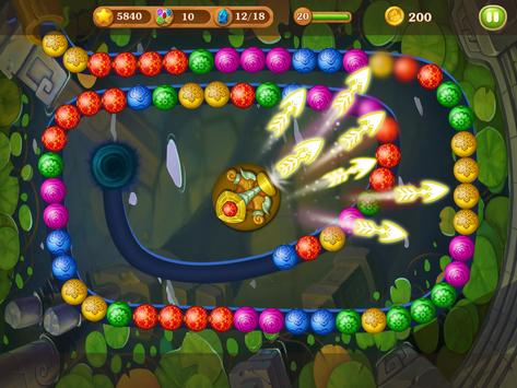 Marble Puzzle: Marble Shooting & Puzzle Games screenshot 6