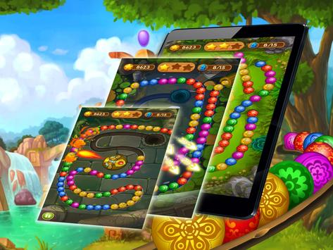 Marble Puzzle: Marble Shooting & Puzzle Games screenshot 9