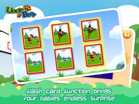 Kids Puzzle: Sports screenshot 7