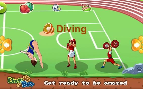Kids Puzzle: Sports apk screenshot