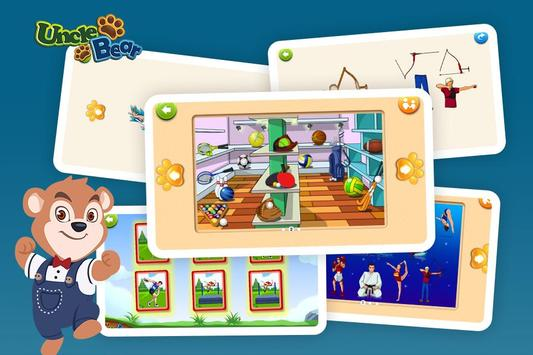 Kids Puzzle: Sports screenshot 14