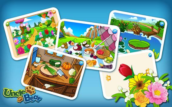 Kids Puzzle: Plants screenshot 9