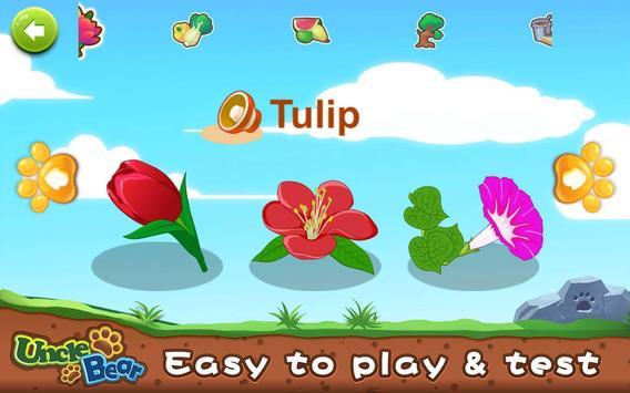 Kids Puzzle: Plants screenshot 13
