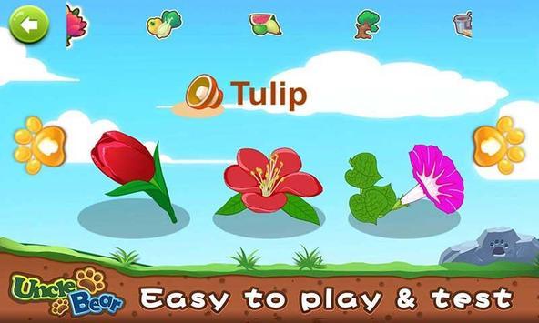 Kids Puzzle: Plants screenshot 3