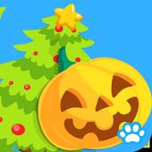 Kids Puzzle:Holidays icon