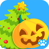 Kids Puzzle:Holidays icon