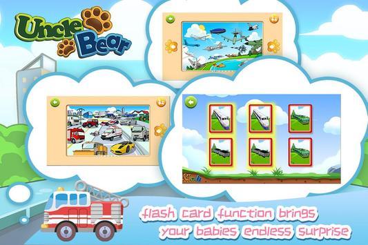Kids Puzzle: Vehicles screenshot 2