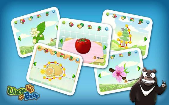 Line Game for Kids: Plants screenshot 14
