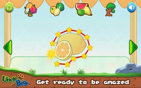 Line Game for Kids: Plants screenshot 13