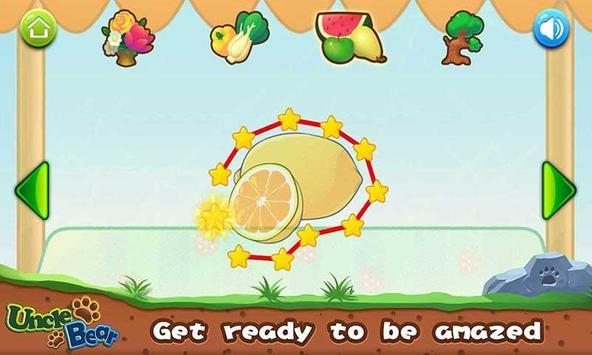 Line Game for Kids: Plants screenshot 3