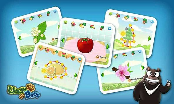 Line Game for Kids: Plants screenshot 4