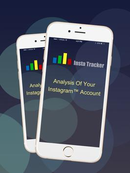 Insta Tracker: Buy Reports for Instagram Followers poster