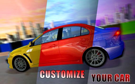 Super Car 3D Adventure Parking screenshot 23