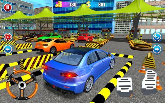 Super Car 3D Adventure Parking screenshot 2