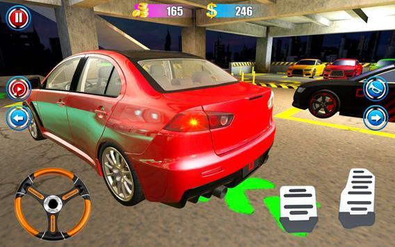 Super Car 3D Adventure Parking screenshot 9