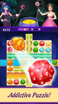 Jelly Crush: Puzzle Game & Free Match 3 Games poster