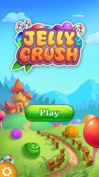 Jelly Crush: Puzzle Game & Free Match 3 Games screenshot 3