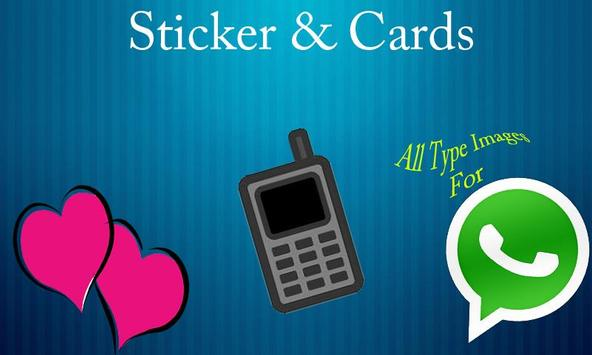 Stickers & Cards for WhatsApp screenshot 1