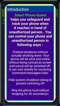 Smart Phone-Guard screenshot 2