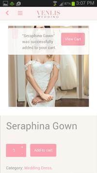 Venlis Wedding Gowns apk screenshot
