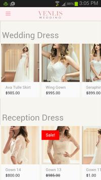 Venlis Wedding Gowns poster