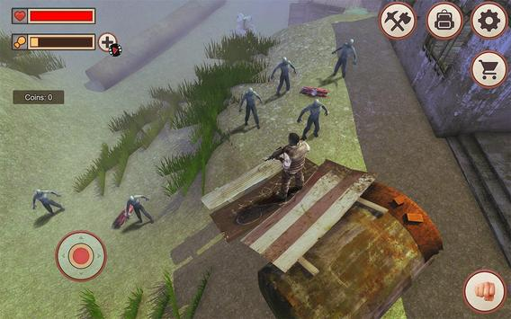 Zombie Survival Last Day screenshot 12