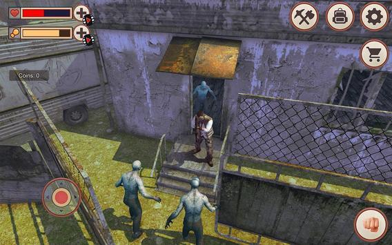 Zombie Survival Last Day screenshot 1
