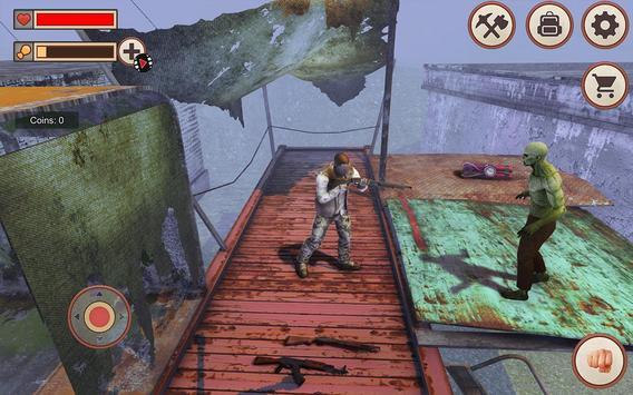 Zombie Survival Last Day screenshot 2