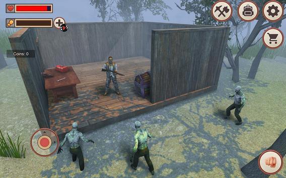 Zombie Survival Last Day screenshot 5