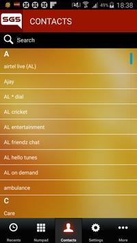 SG5 Talk apk screenshot