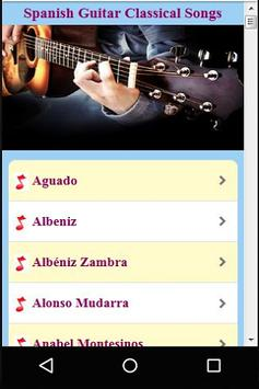 Spanish Guitar Classical Songs poster