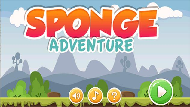 Sponge Ninja Bob Adventure New apk screenshot