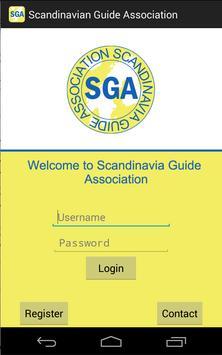 SGA Members App apk screenshot